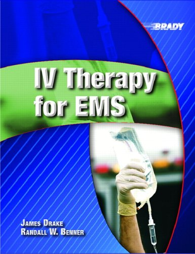 IV Therapy for EMS 9780131186118