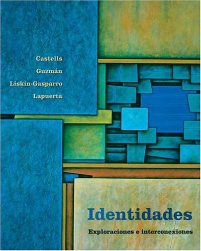 Identidades: Exploraciones E Interconexiones 9780130304636