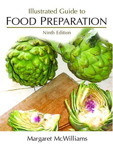 Illustrated Guide to Food Preparation 9780130394859