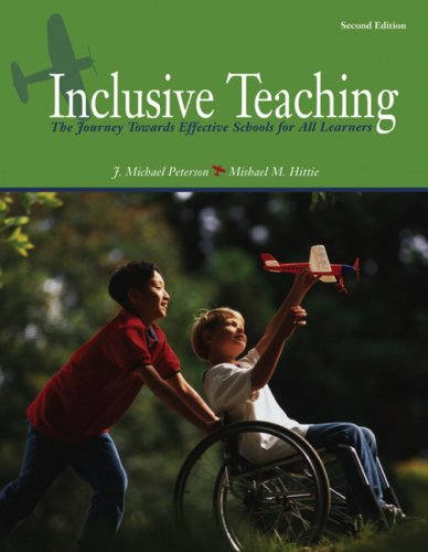 Inclusive Teaching: The Journey Towards Effective Schools for All Learners 9780137152186