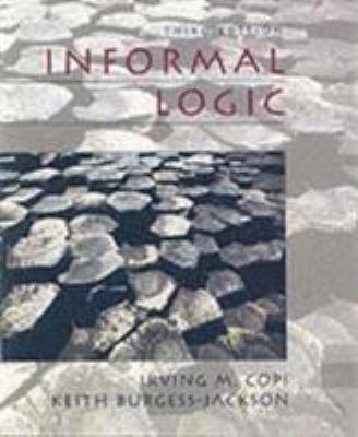 Informal Logic 9780132290487