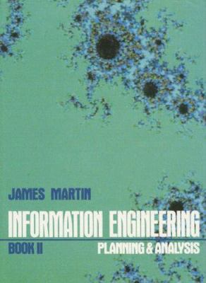 Information Engineering Book II: Planning and Analysis 9780134648859