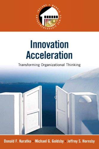 Innovation Acceleration: Transforming Organizational Thinking 9780136021483