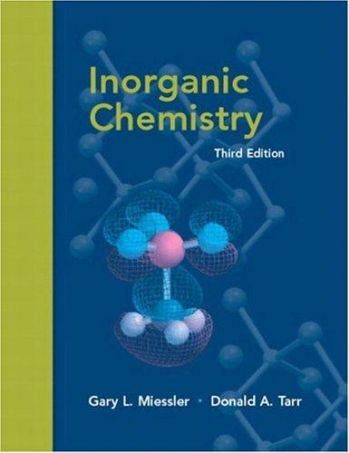 Inorganic Chemistry - 3rd Edition