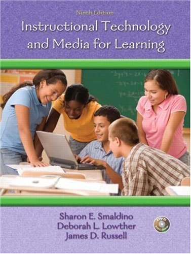 Instructional Technology and Media for Learning 9780132391740