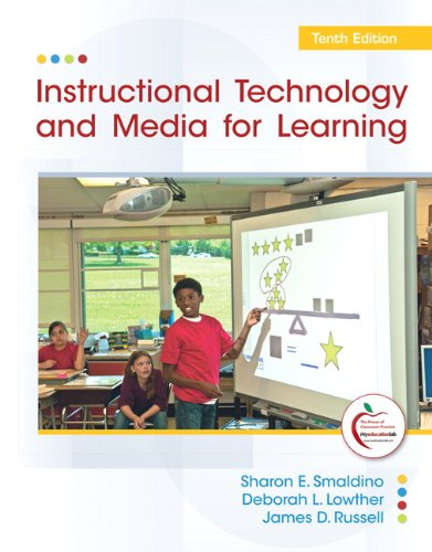 Instructional Technology and Media for Learning 9780138008154