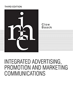 Integrated Advertising, Promotion, and Marketing Communications 9780131866225