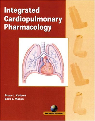 Integrated Cardiopulmonary Pharmacology 9780130305183