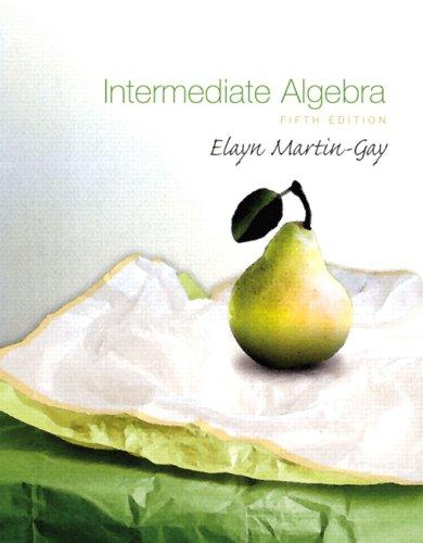 by Elayn Martin-Gay