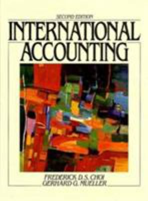 International Accounting 9780134577555