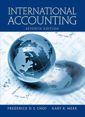 International Accounting 9780136111474