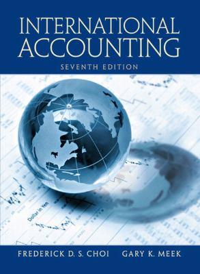 International Accounting - 7th Edition