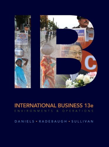 Challenges and Opportunities in International Business