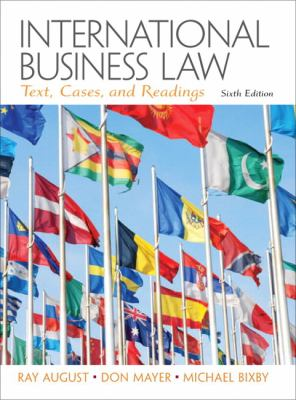 International Business Law 9780132718974
