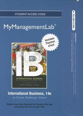 International Business Student Access Code: Environments & Operations 9780132669429