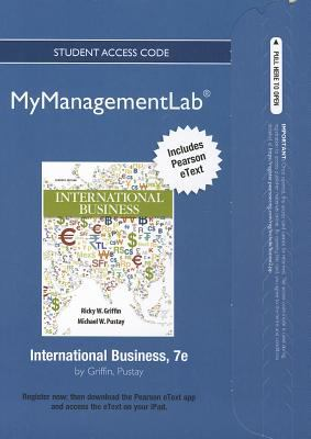International Business Student Access Code 9780132669290