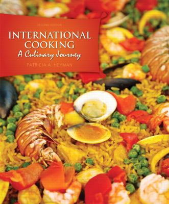 International Cooking: A Culinary Journey 9780132126113