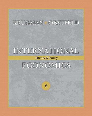 International Economics: Theory & Policy [With Access Code] 9780138002121