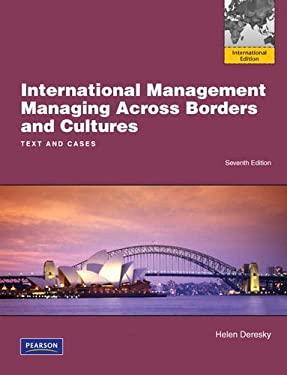 Test Bank International Management 8th Edition Helen Deresky