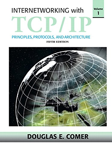 Internetworking with TCP/IP, Vol 1 9780131876712