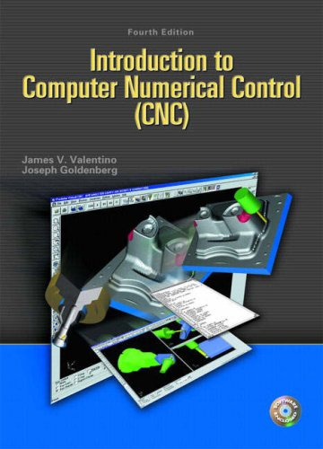 Introduction to Computer Numerical Control [With 2 CDROMs] 9780132436908