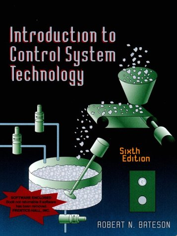 Introduction to Control System Technology [With *] 9780138954833
