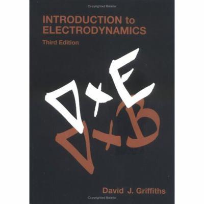 Introduction to Electrodynamics 9780138053260