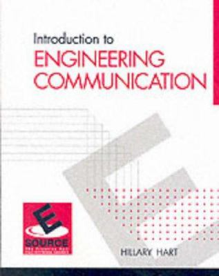 Introduction to Engineering Communication 9780131461024