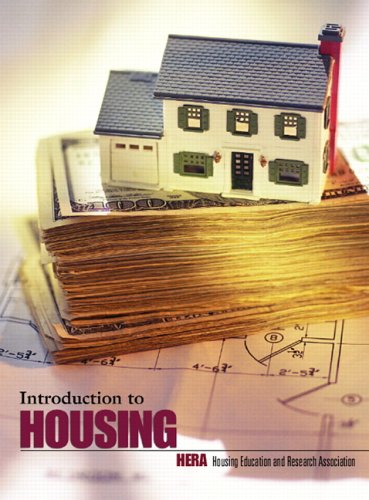 Introduction to Housing 9780131190429