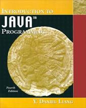 Introduction to Java Programming [With CDROM] 351816
