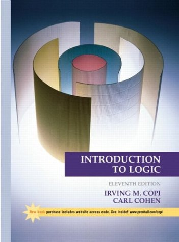 Introduction to Logic 9780130337351