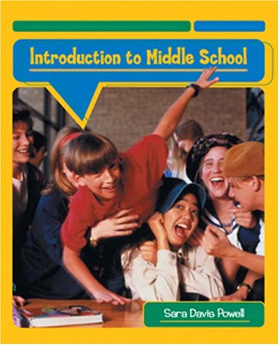 Introduction to Middle School 9780130600905
