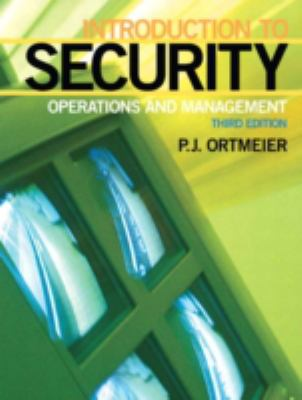Introduction to Security: Operations and Management 9780135129272