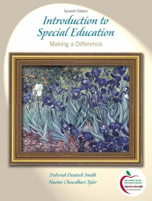 Introduction to Special Education, Student Value Edition