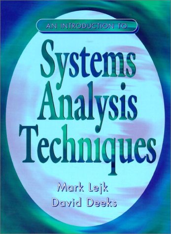 Introduction to System Analysis Techniques 9780138577643