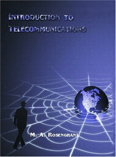 Introduction to Telecommunications 9780130962003