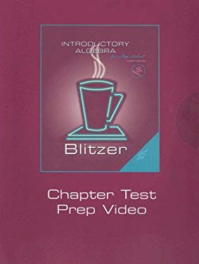 Introductory Algebra: Chapter Test Prep 9780131330764