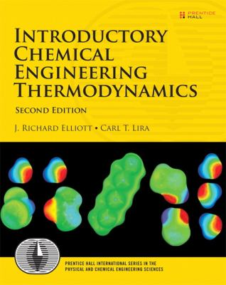 Introductory Chemical Engineering Thermodynamics 9780136068549