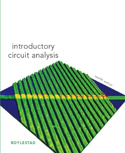 Introductory Circuit Analysis [With CDROM] - 12th Edition by Boylestad, Robert L. Expand Image