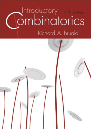 Introductory Combinatorics 9780136020400