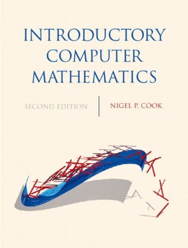 Introductory Computer Mathematics 9780130452894