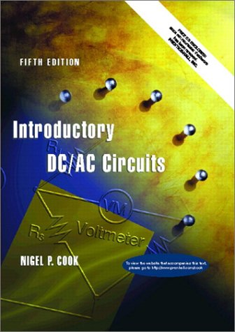 Introductory DC/AC Circuits 9780130310835