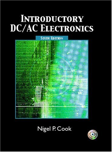Introductory DC/AC Electronics 9780131139848