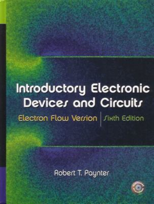 Introductory Electronic Devices and Circuits: Electron Flow Version [With CDROM] 9780130617507