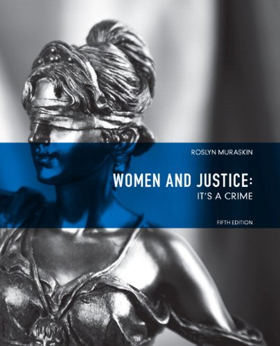Women and Justice: It's a Crime 9780135120897