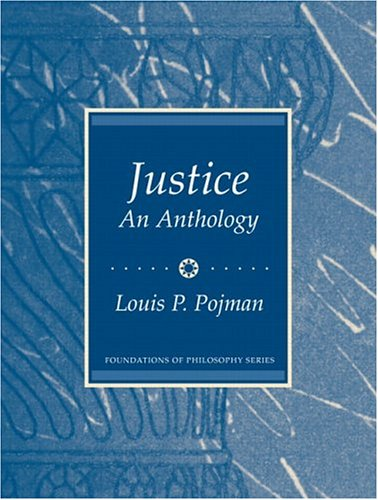 Justice: An Anthology 9780131835160