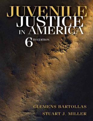 Juvenile Justice in America 9780135050873