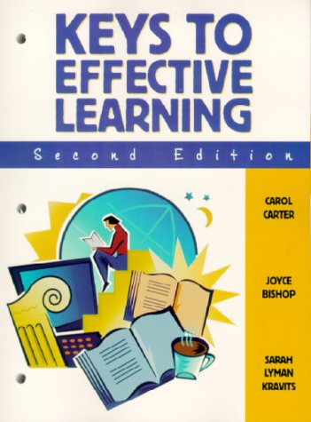 Keys to Effective Learning 9780130128829