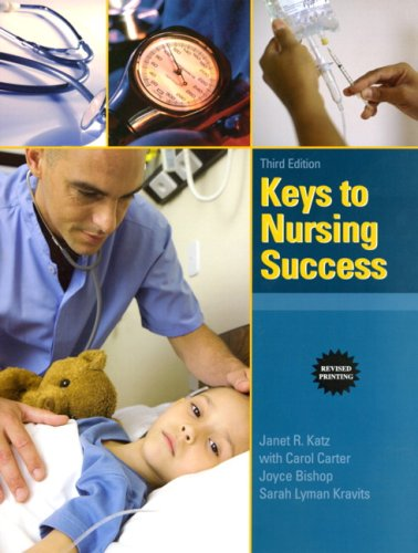 Keys to Nursing Success 9780137036844