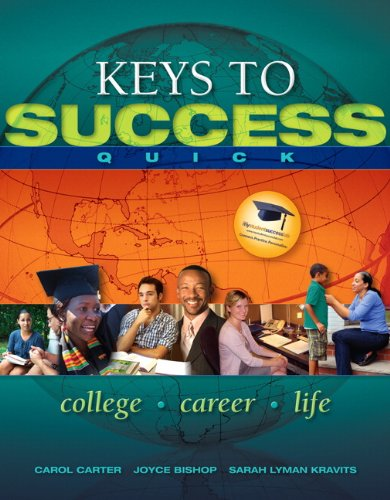 Keys to Success Quick 9780132541718